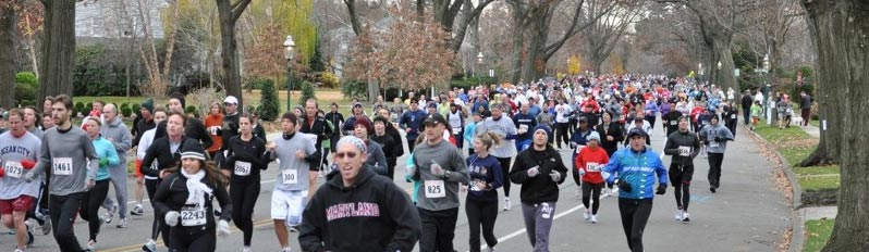Glen Ridge NJ A8K Race