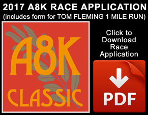Ashenfelter Classic 2016 Race Application