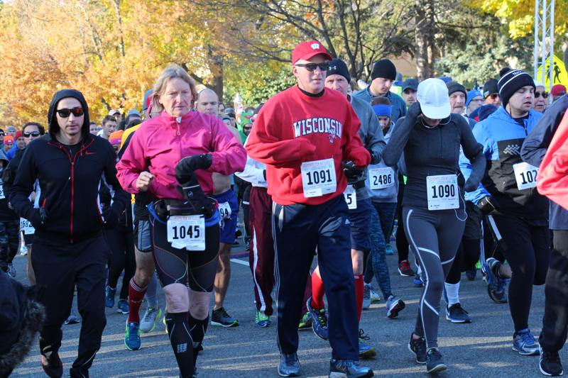 A8K race in Glen Ridge